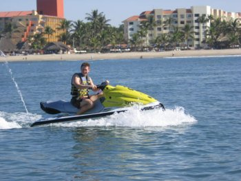 WaveRunner in Puerto Vallarta