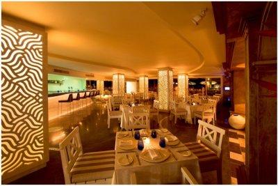 Cafe des Artistes Del Mar in Punta Mita, Mexico